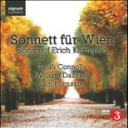 Sonnett fur Wien: Songs of Erich Korngold