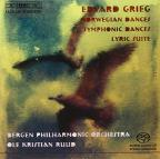 Edvard Grieg: Norwegian Dances; Symphonic Dances; Lyric Suite