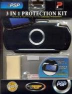 PSP Accessories - PSP Protection Kit 3 In 1