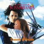 Story Of Edward Scissorhands.