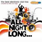 Best Electronic Club Trax: All Night Long / Variou