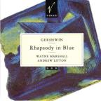 Gershwin: Rhapsody in Blue / Marshall, Litton
