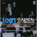 1001 Classical Recordings You Must Hear Before You