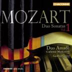 Mozart: Duo Sonatas, Vol. 1