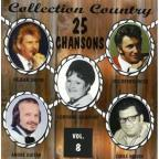 Collection Country: 25 Chansons, Vol. 8