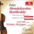 Mendelssohn: Violin Concerto in E minor, Op. 64; Symphony No. 4 in A major, Op. 90 'Italian'