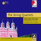 Alexander Borodin: The String Quartets
