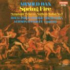 Bax: Spring Fire, etc / Handley, Royal Philharmonic Orch