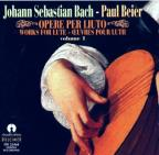 Bach: Works for Lute Vol 1 / Paul Beier