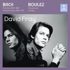 David Fray plays Bach & Boulez