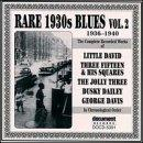 Rare 1930's Blues, Vol. 2 (1936 - 1940)