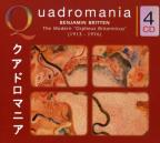 Britten: Rape Of Lucrezia; Seven Sonets Of Michelangelo; Simple Symphony