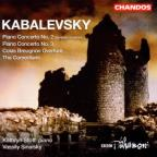 Kabalevsky: Piano Concertos Nos. 2 &amp; 3; Colas Breugnon Overture; The Comedians