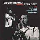 Woody Herman Featuring Stan Getz