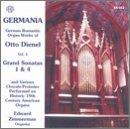 Germania: German Romantic Organ Works of Otto Dienel, Vol. 1