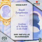 Mozart: Youth Symphonies, Vol. 2