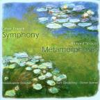 Franck: Symphony; Strauss: Metamorphoses