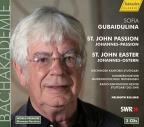 Gubaidulina: Johannes-Passion, Johannes-Ostern