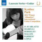 "2012 Winner ""Alhambra"" International Guitar Competition"