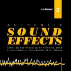 Authentic Sound Effects, Vol. 2