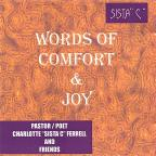Words Of Comfort And Joy