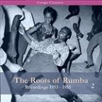 Congo Classics - The Roots Of Rumba - Recordings 1953 - 1955, Volume 2