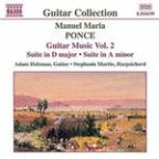 Manuel Maria Ponce: Guitar Music Vol. 2