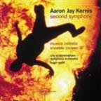 Kernis: Second Symphony, etc / Wolff, City of Birmingham SO