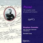 Pierne: The Complete Works for Piano and orchestra