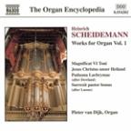 Scheidemann: Works for organ Vol.1