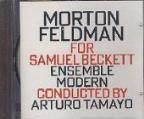 Feldman: For Samuel Beckett