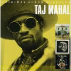 Original Album Classics: Taj Mahal/the Natch'l Blues/Mo' Roots