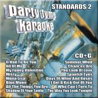 Party Tyme Karaoke: Standards, Vol. 2