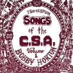 Homespun Songs of the C.S.A., Vol. 1