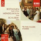 Beethoven: Septet In E/Octet In E/Mendelssohn: Octet In E/Schubert: Ocete In F