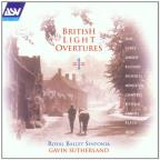 British Light Overtures, Vol. 1