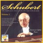 Schubert: The Complete Piano Sonatas and the Other Major Works for Piano, Vol. 1
