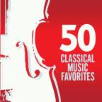 50 Classical Music Favorites