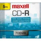 CDR700 Data 5PK Slim Case