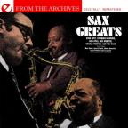 Sax Greats: From The Archives