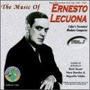 Music of Ernesto Lecuona Vol. 1