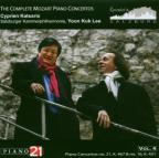Complete Piano Concertos, Th