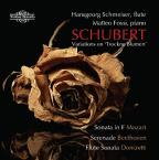 Schubert: Variations on 'Trockne Blumen'