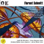 Florent Schmitt: Music for Two Pianos