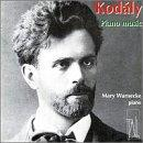 Kodaly: Music For Solo Piano