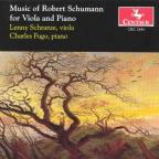 Music Of Schumann For Viola An