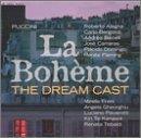 La Boheme: The Dream Cast