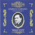 Prima Voce - Caruso in Song Vol 3