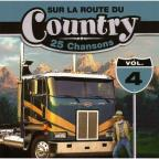 Sur La Route du Country, Vol. 4