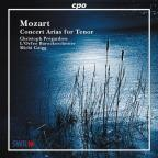 Mozart: Concert Arias for Tenor